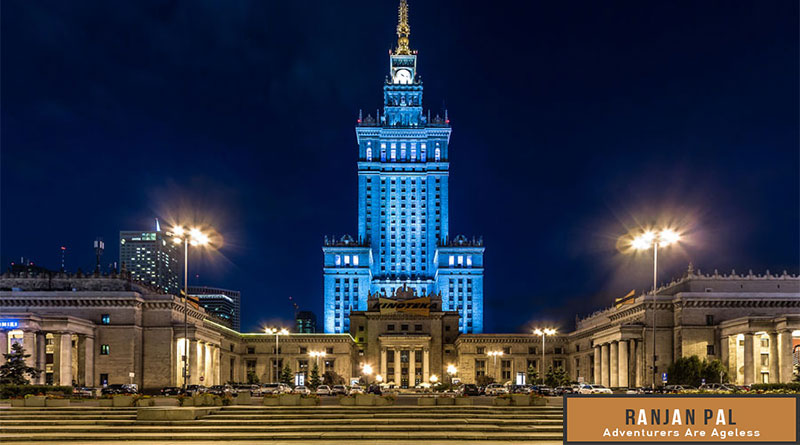 A Tale of Two Cities: Warsaw and Krakow
