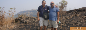 Mayo buddies at the top of Lohagad Fort | RanjanPal.com