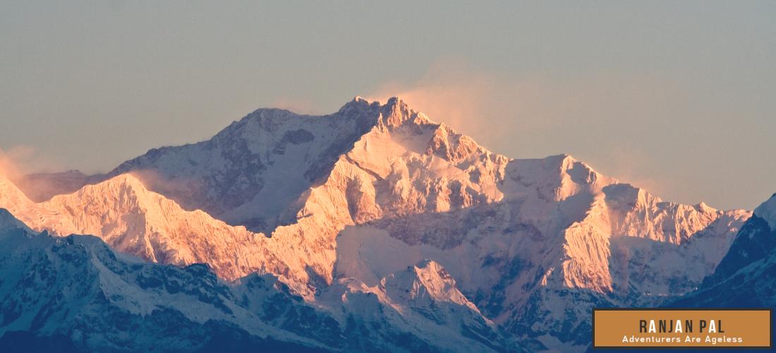 Kanchenjunga Sunrise | Ranjan Pal Travel